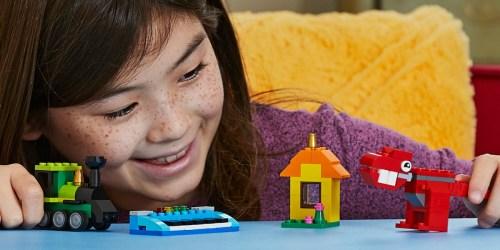 LEGO Classic Bricks & Ideas Set Only $6.99 (Regularly $10)