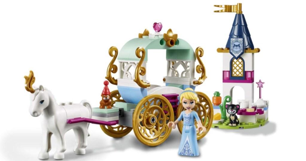 lego disney cinderellas carriage building kit