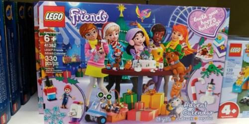 LEGO Friends 2019 Advent Calendar Only $19.97 (Regularly $30)