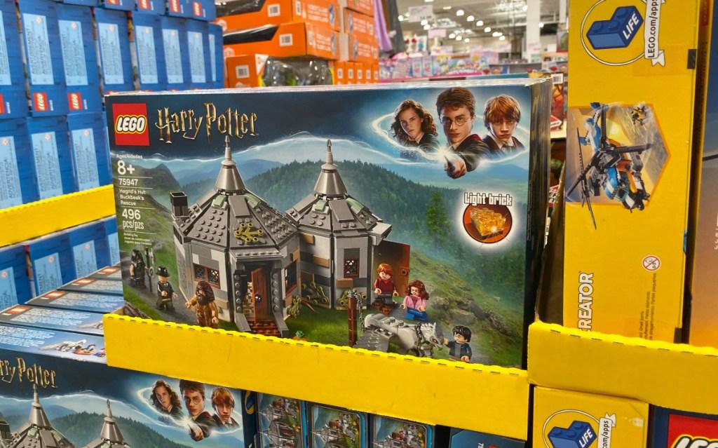 LEGO Harry Potter Hagrid's Hut & Buckbeak's Rescue