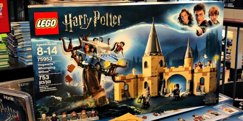 LEGO Harry Potter Hogwarts Whomping Willow Set Only $48.99 Shipped at Walmart (Regularly $70)