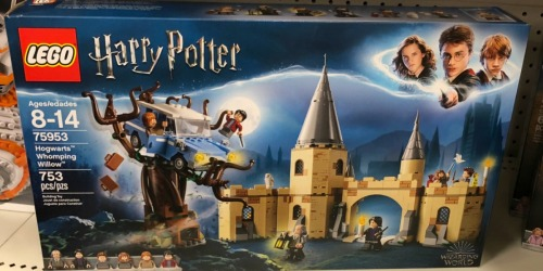 20% Off LEGO Harry Potter Building Sets