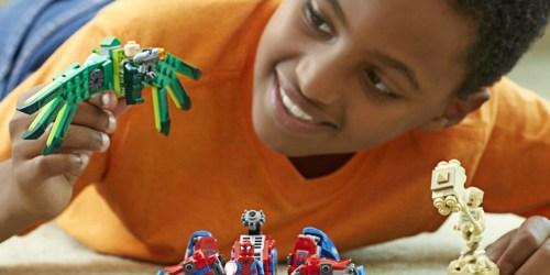 LEGO Marvel Spider-Man Spider Crawler Building Kit Just $24.99 (Regularly $40) + More
