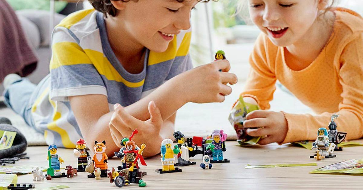 Lego Minifigures Blind Bag Only 2 99 Hip2save