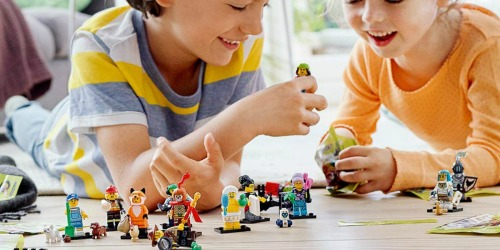 LEGO Minifigures Blind Bag Only $2.99
