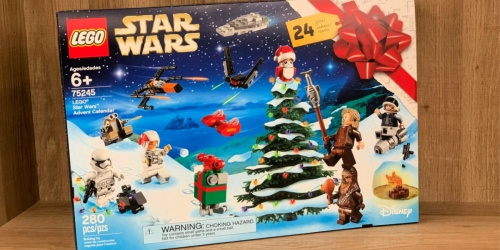 LEGO Star Wars 2019 Advent Calendar Only $29.97 at Walmart (Regularly $40)