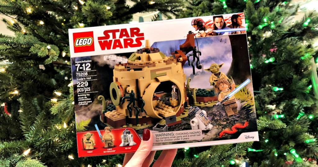 LEGO Star Wars Yoda's Hut Building Set