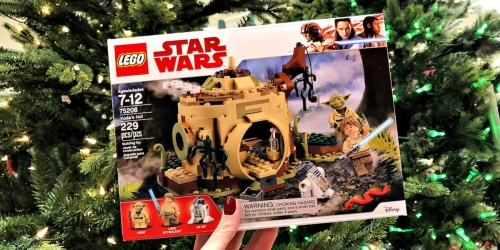 LEGO Star Wars Yoda's Hut Building Set Only $19 (Regularly $30)