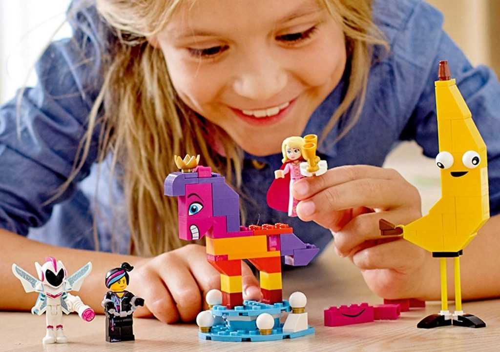 LEGO The LEGO Movie 2 Introducing Queen Watevra Wa'Nabi
