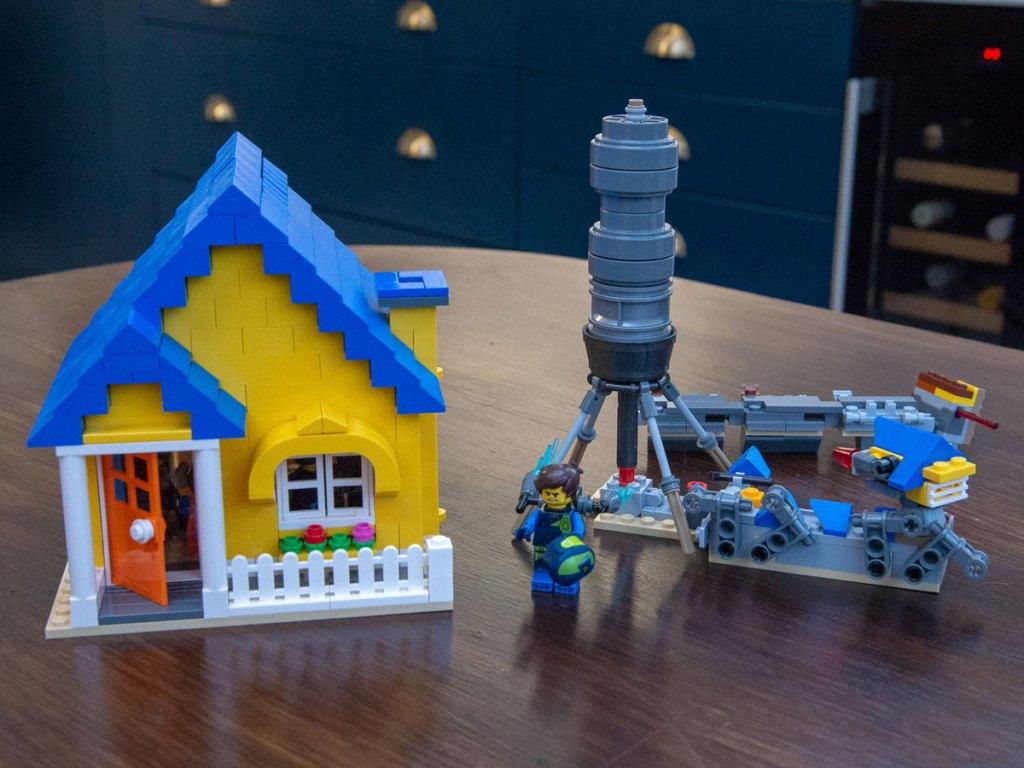 LEGO Movie 2 Emmet's Dream House