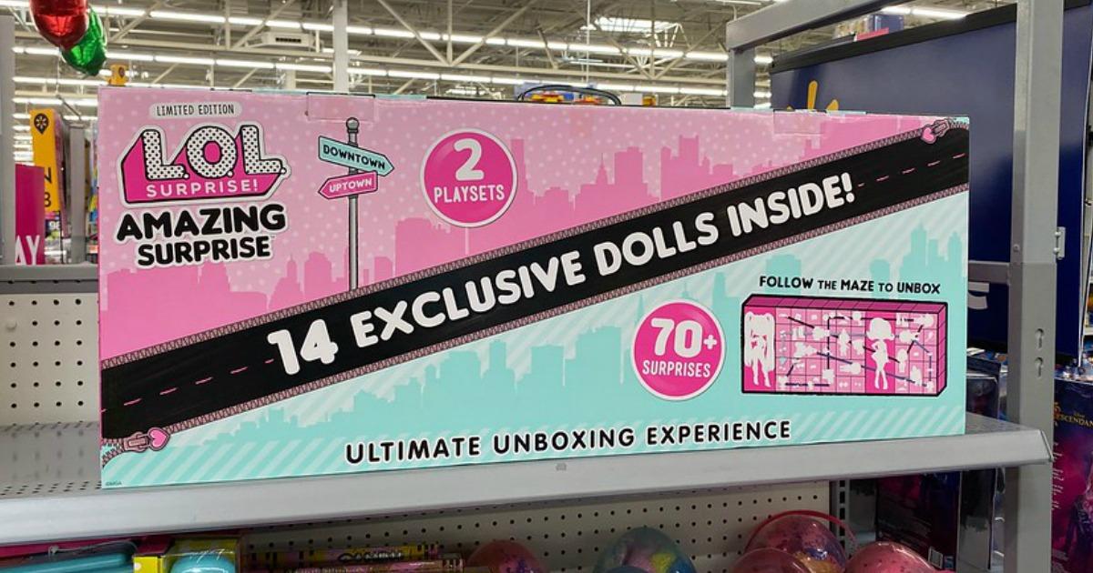LOL SURPRISE Amazing Surprise in box on store shelf