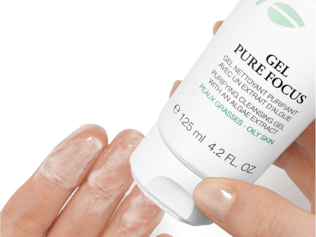 Lancôme Gel Pure Focus Deep Purifying Oily Skin Cleanser
