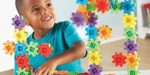Learning Resources Gears! Gears! Gears! Super Building Toy Set Only $24.98 at Amazon (Regularly $50)