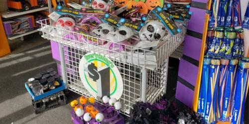 Halloween Light Up Masks Only $1 at Dollar Tree
