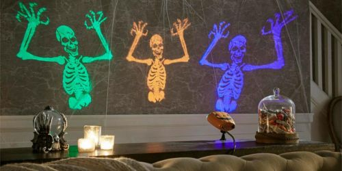 50% Off Halloween Light Projectors + Free Shipping