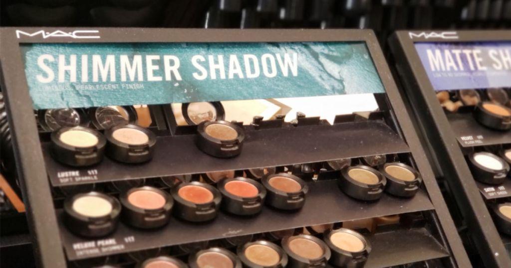 MAC Eyeshadow Shimmer Shadow at Macy's