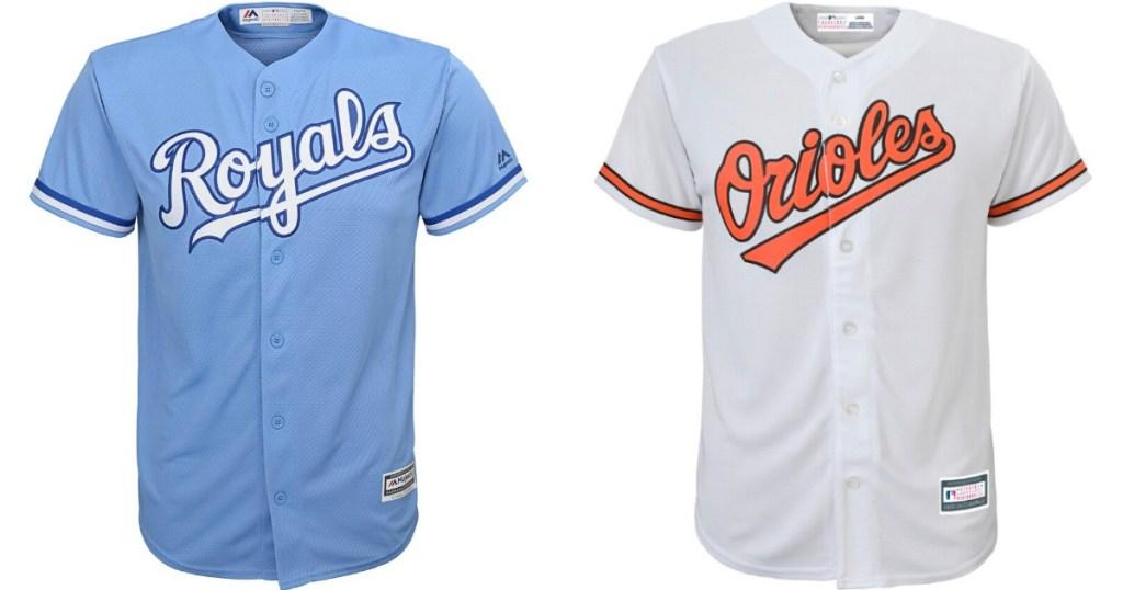 MLB Jersey Replica