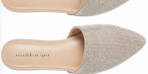 Madden Girl Tania Studded Mules Only $29.99 on Macy's (Regularly $50)