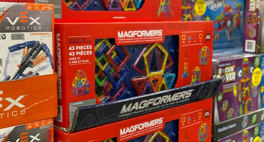 Magformers Construction Set 43-piece Set