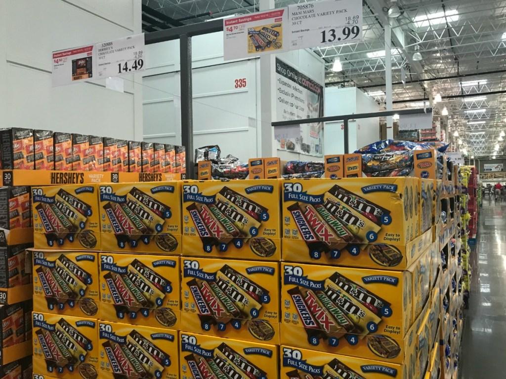 Mars Variety Pack at Costco