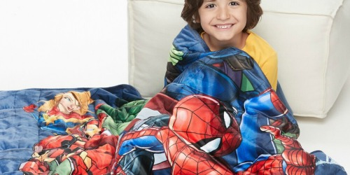 Marvel & Star Wars Kids Weighted Blankets as Low as $28.69 Shipped for Kohl's Cardholders