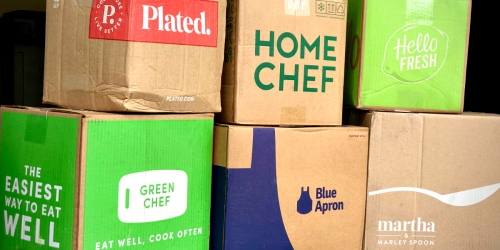 We Tried 8 Different Meal Delivery Services | Find Out Which One Was Our Favorite!