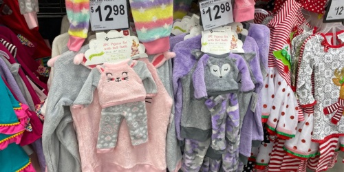 Sam's Club Kids Pajamas Sets w/ Matching Doll Outfit Just $12.98 | Fits American Girl Dolls