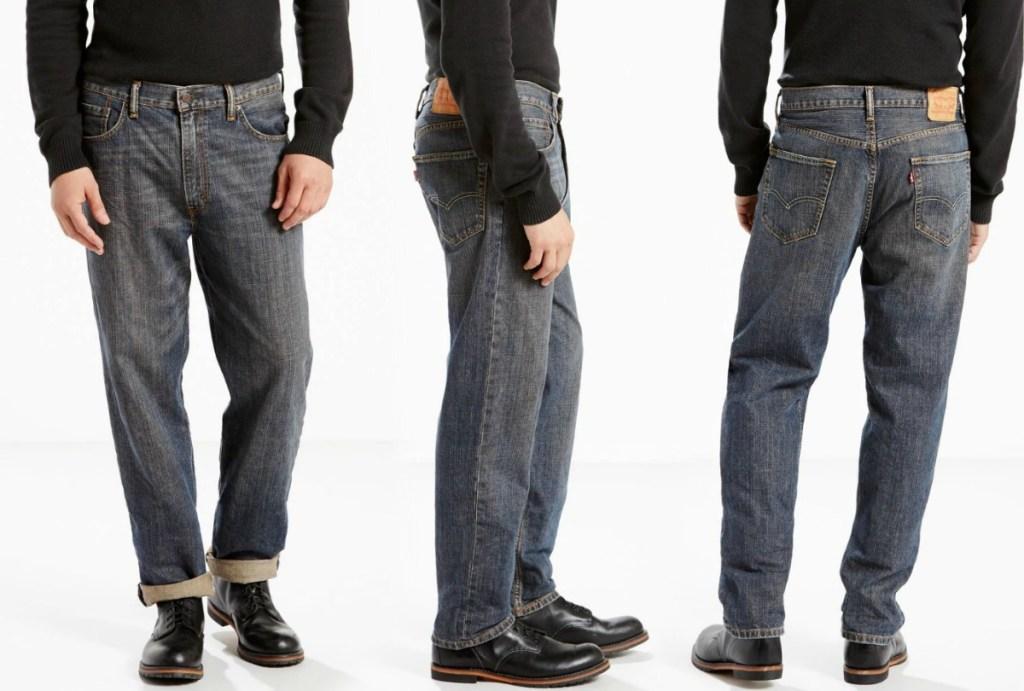 Big & Tall Men's Jeans