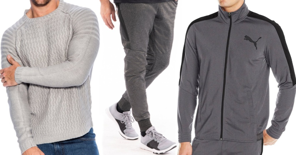 Men's clothing from Proozy