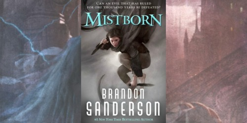 Mistborn: The Final Empire eBook Only $2.99