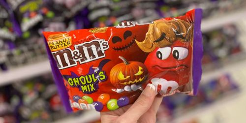M&M's Halloween Chocolate Candies as Low as $1.89 Each at Target