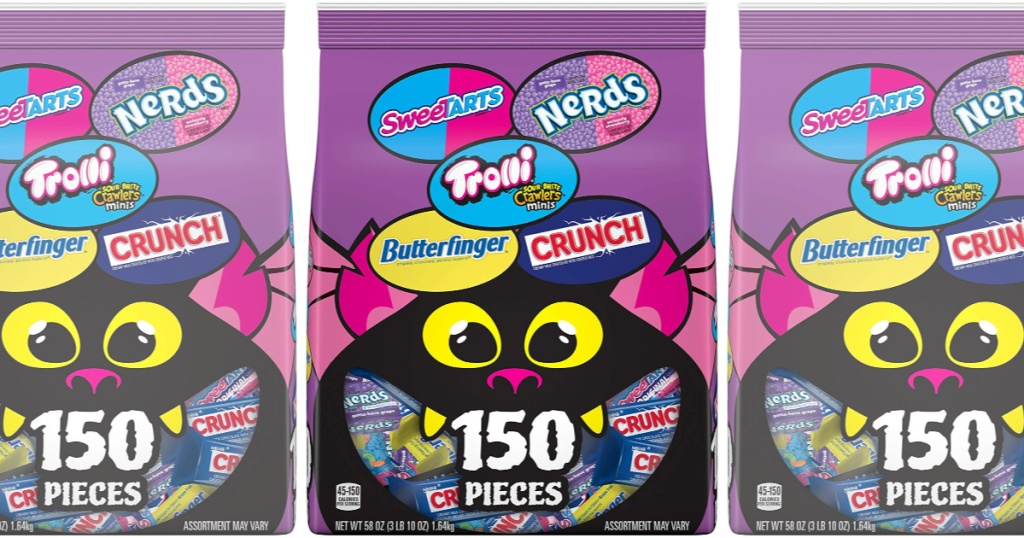 Monster Bag Variety Mix 150 Count, 58-oz Bag