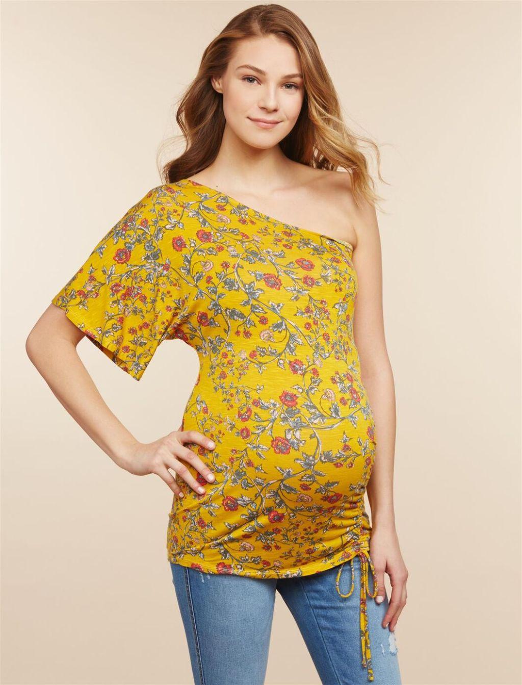 Motherhood Maternity Jessica Simpson Tee