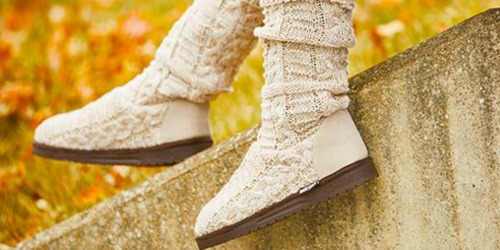 Up to 65% Off Muk Luks Women's Boots on Zulily