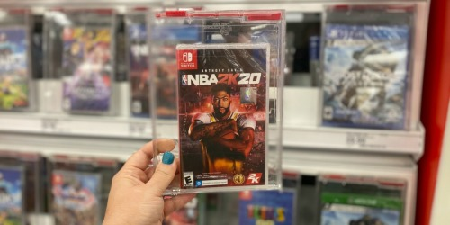 NBA 2K20 Game Only $24.99 (Regularly $60)