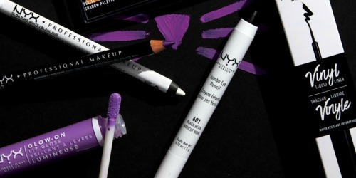 NYX Cosmetics as Low as 9¢ Each After Target Gift Card | Great Stocking Stuffer for Teens