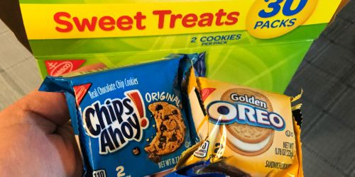 Nabisco Cookies Variety Pack 30-Count Just $6.63 Shipped at Amazon | Only 22¢ Each