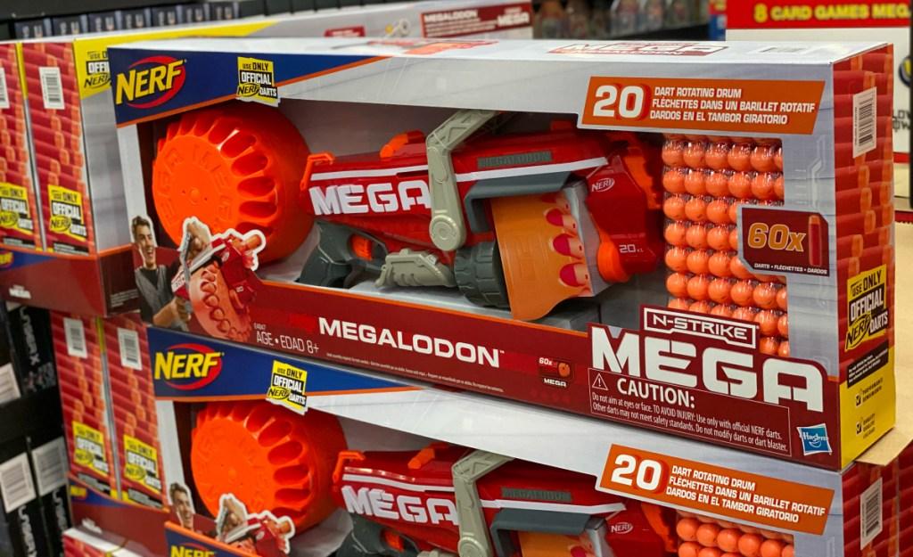 Nerf Megalodon Mega Pack