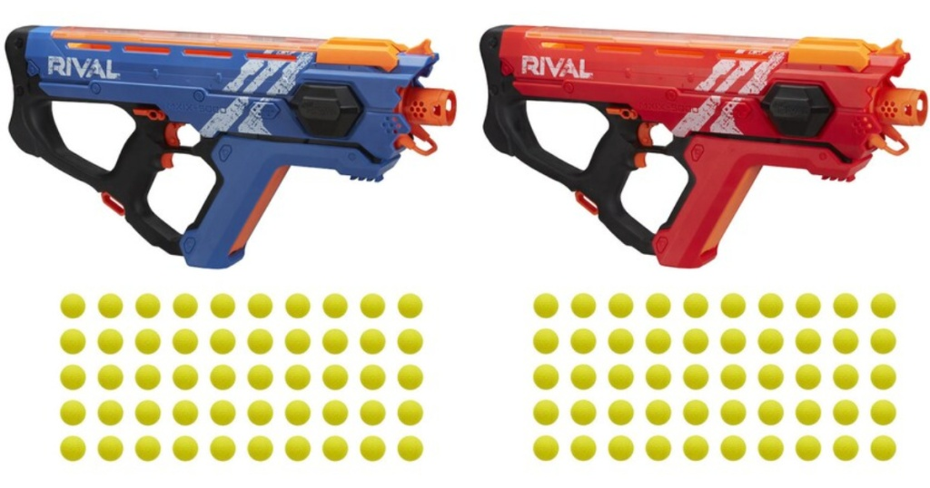 nerf guns and ammo