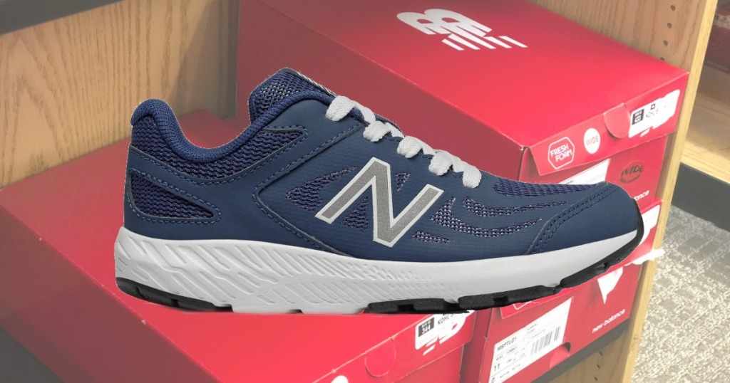 New Balance 519 Boys Running Shoes