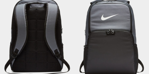Nike X-Large Training Backpack Only $15 at Finish Line(Regularly $50) + More