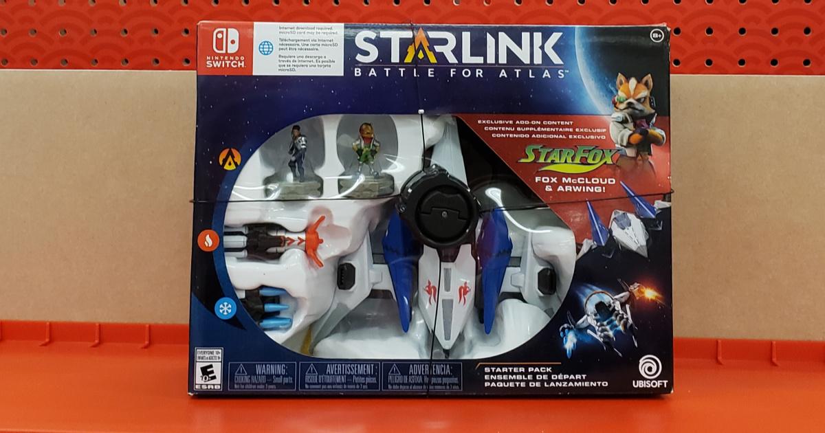 nintendo switch starlink