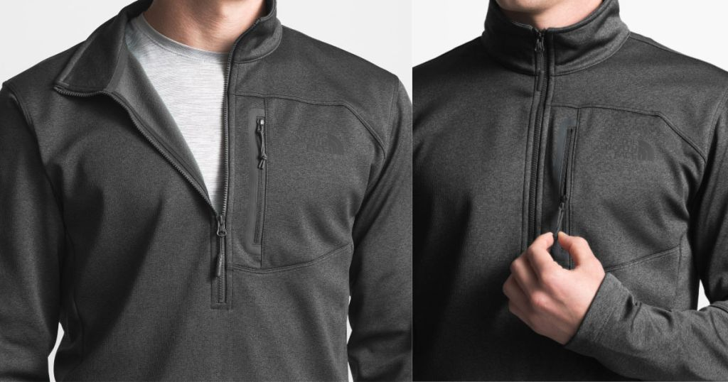 North Face Canyonlands Half-Zip Jacket