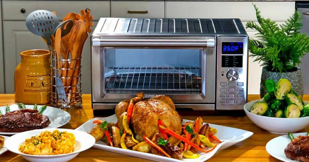 NuWave Bravo Convection Oven