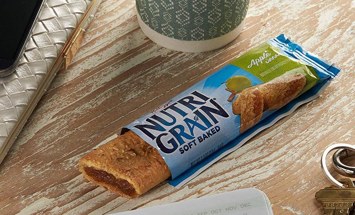 Nutri-Grain Apple Cinnamon Bar