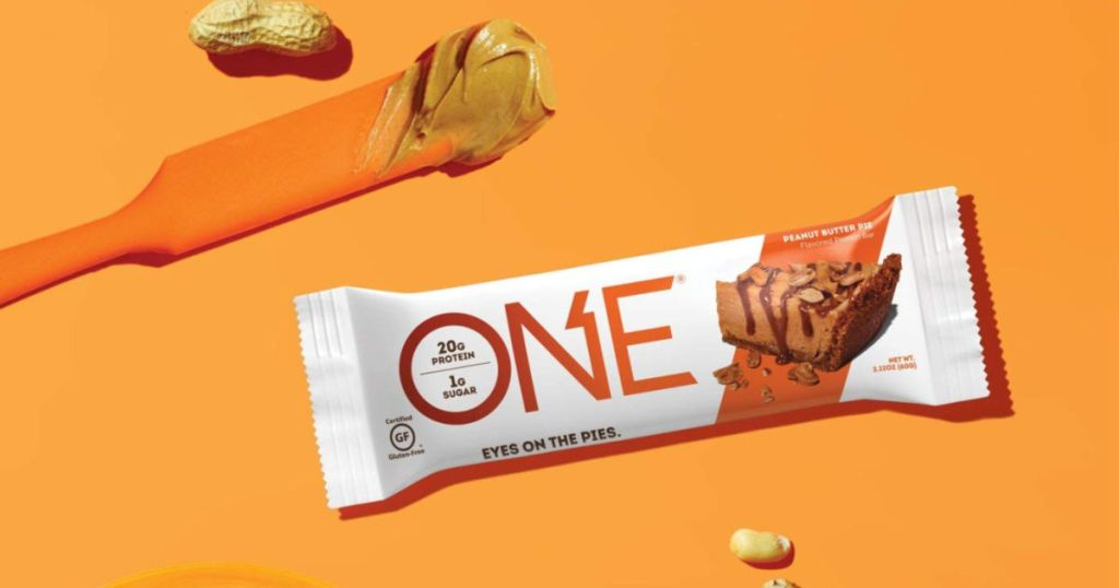ONE Peanut Butter Pie Protein Bar