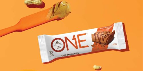 ONE Gluten-Free Protein Bars 12-Pack Only $14.79 Shipped on Amazon | Just $1.23 Per Bar