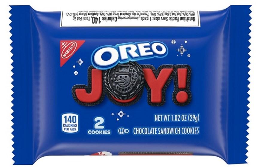 Single package of OREO Joy Cookies