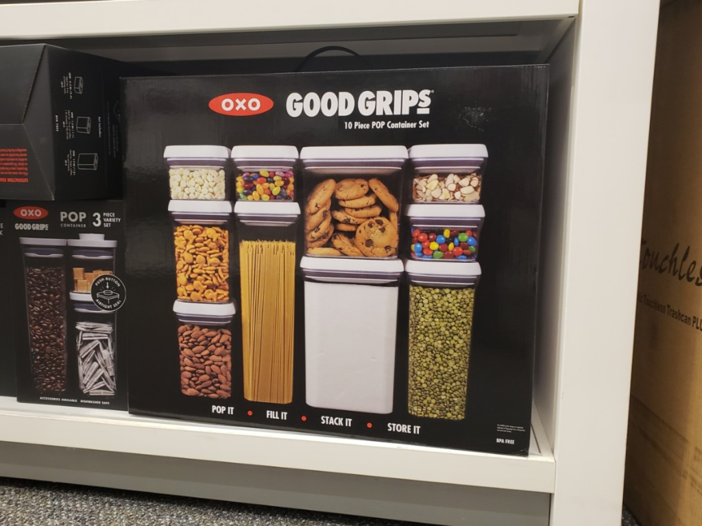 Up To 65 Off Oxo Good Grips Storage Container Sets Free