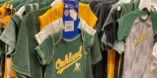 Up to 70% Off Major League Baseball Apparel at Kohl's